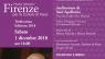 Premiazione Premio Firenze per le culture di Pace