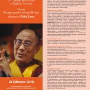 Undicesima edizione del Premio Firenze per le Culture di Pace